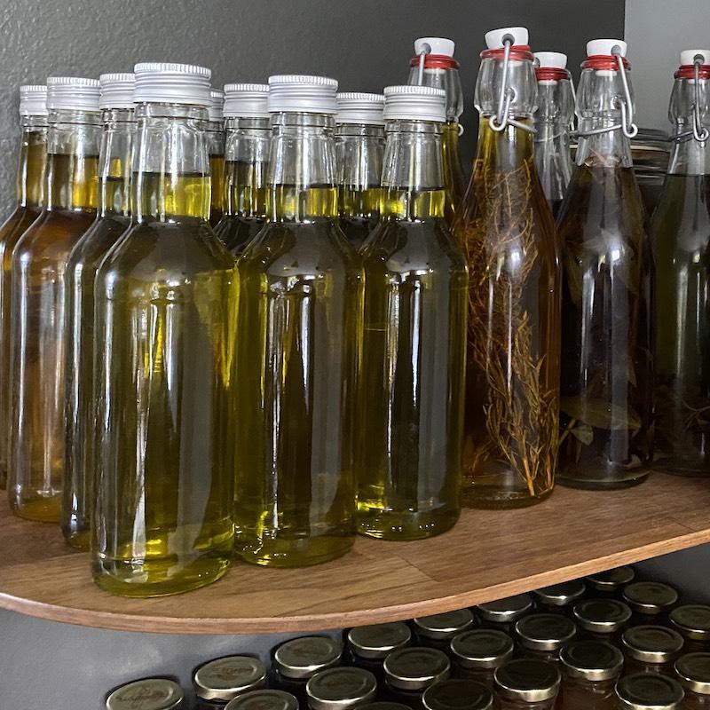 flesjes ingredienten